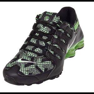 New Mens Nike Shox NZ JCRD Sneakers  sz 9.5